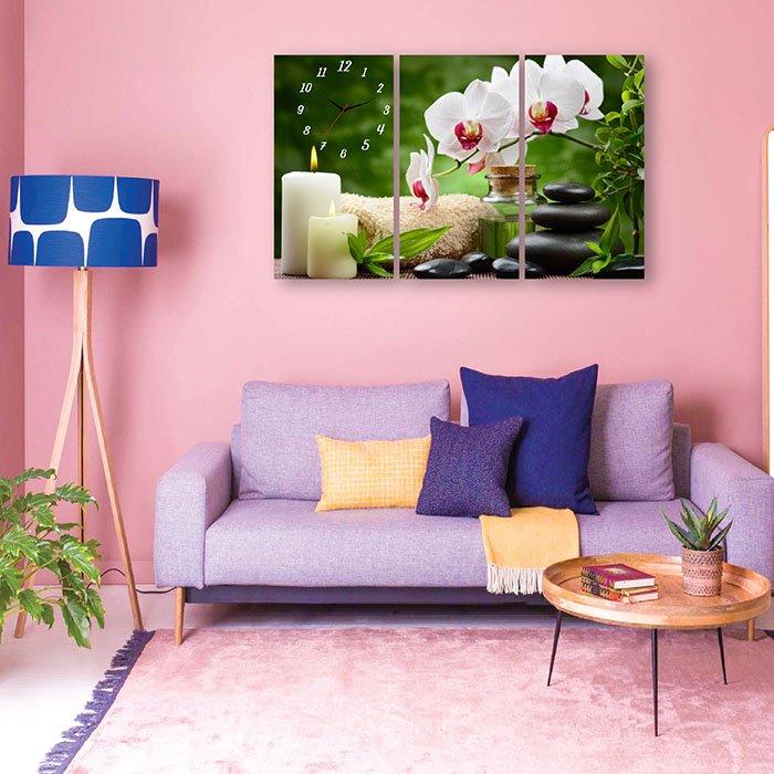 Tranh treo tường hoa ngọc lan trắng 2