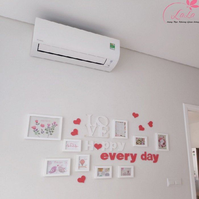 Bộ khung gỗ 9 khung Happy Everyday KG163