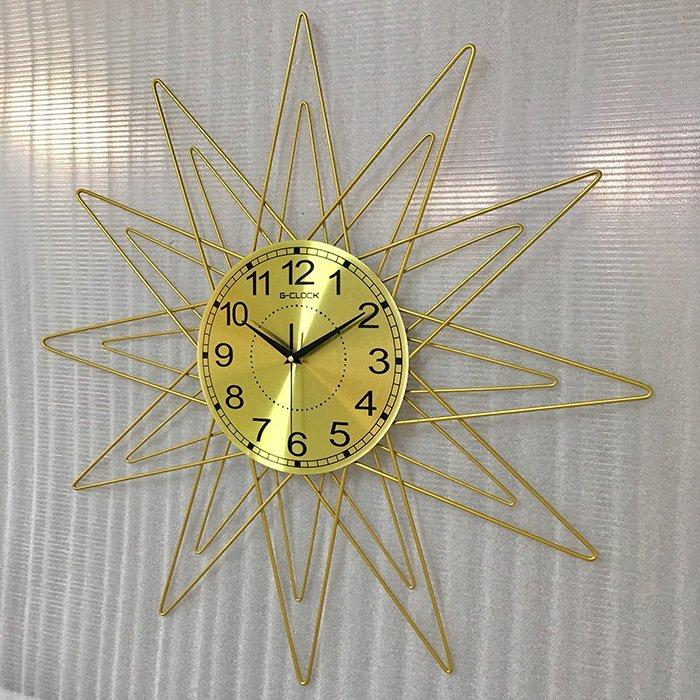 Đồng hồ treo tường ngôi sao may mắn