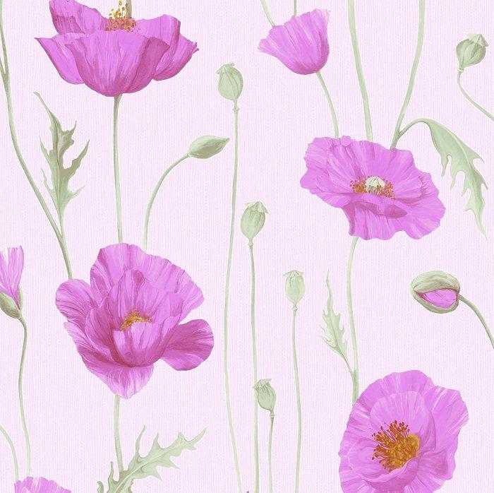 Giấy dán tường hoa GHQ51012