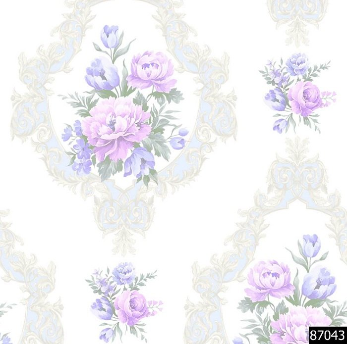Giấy dán tường hoa GHQ87043