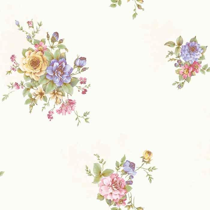 Giấy dán tường hoa GHQ36004