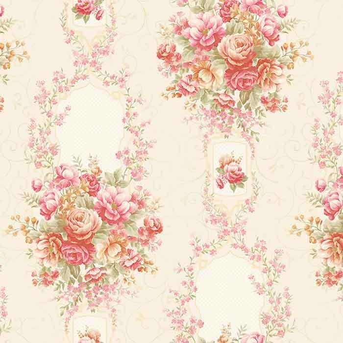 Giấy dán tường hoa GHQ36006