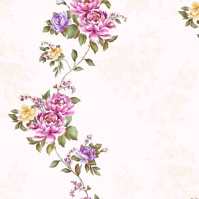 Giấy dán tường hoa GHQ36011