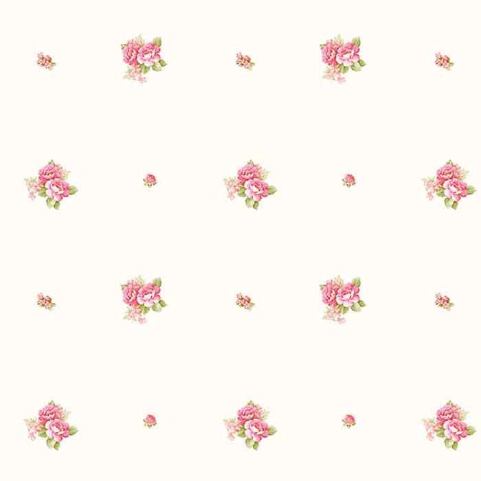 Giấy dán tường hoa GHQ36007
