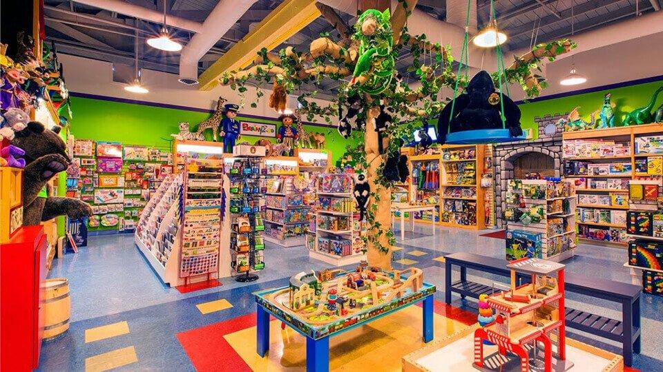 Lala Toys cửa hàng bán đồ chơi trẻ em bằng gỗ