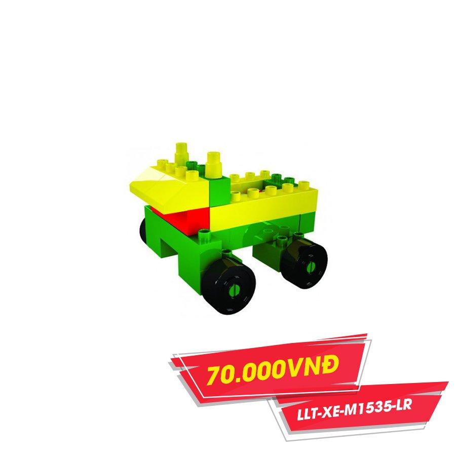 Xe rác 3 trong 1
