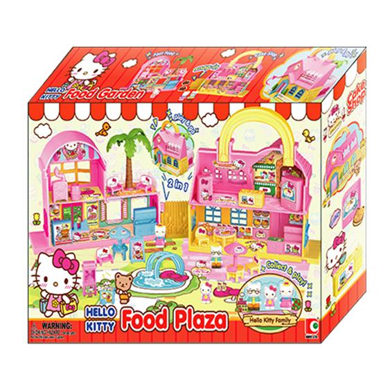 Bộ đồ chơi trung tâm ẩm thực HELLO KITTY (TN)