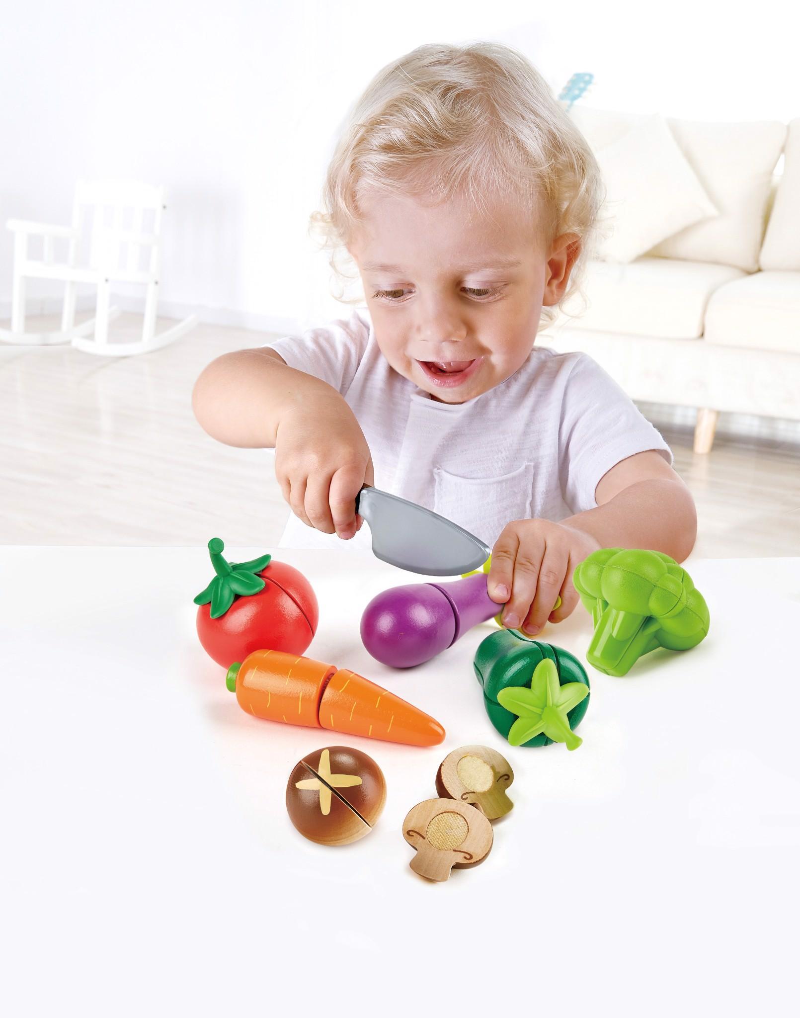 Bộ đồ chơi cắt rau củ HAPE (TN)