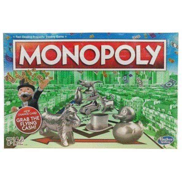 Đồ chơi cờ tỷ phú cơ bản Monopoly (TN)