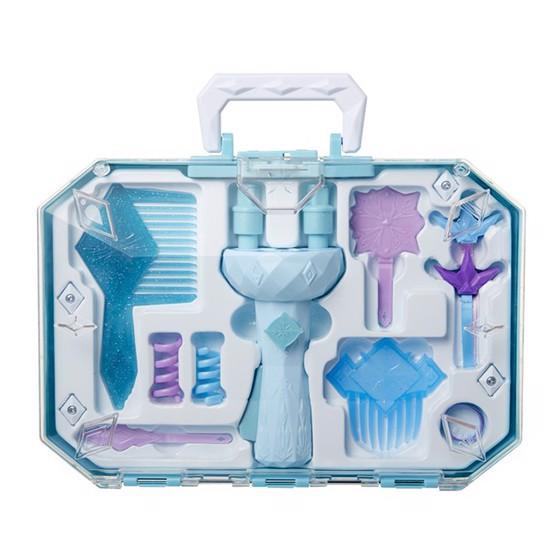 Bộ đồ chơi dụng cụ tạo kiểu tóc công chúa Elsa Frozen 2 (TN)