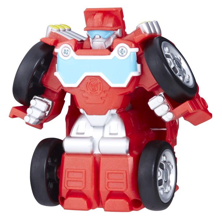 Đồ chơi robot biến hình xe đua tốc độ Transformer (TN)