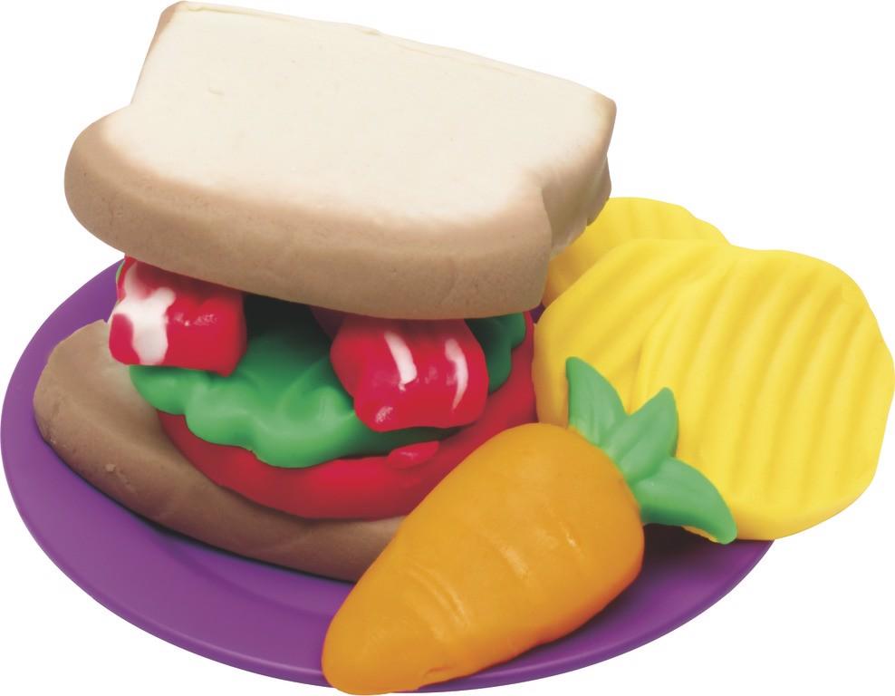 Đồ chơi đất nặn nướng bánh mì PLAY-DOH (TN)