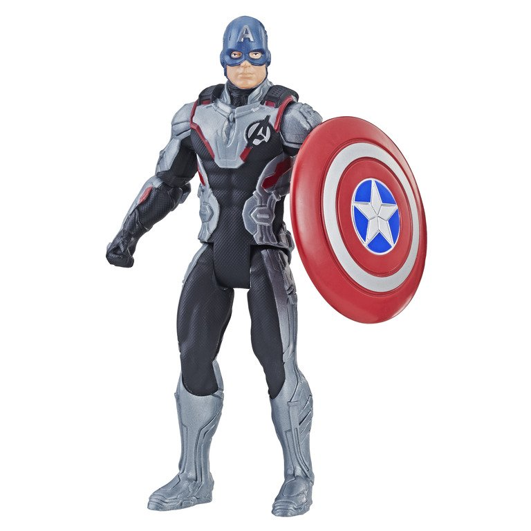 Đồ chơi siêu anh hùng Captian America 15cm AVENGERS