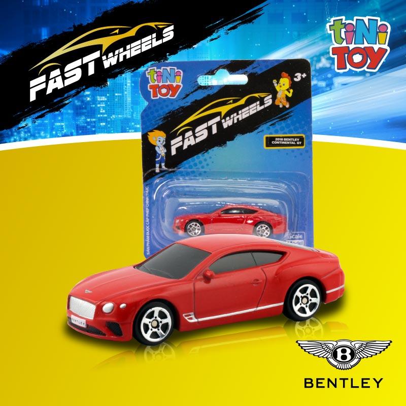 Đồ chơi xe tốc độ FASTWHEELS 3 Inch