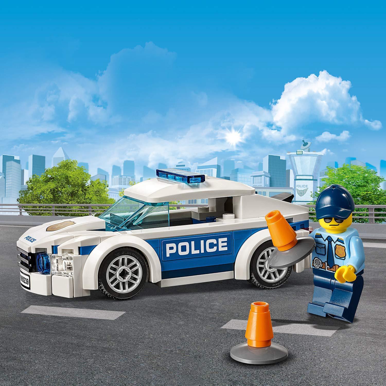 Đồ Chơi Xếp Hình LEGO CITY Xe Tuần Tra 60239- Hàng chính hãng MYKINGDOM