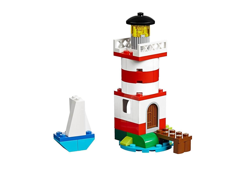 Hộp LEGO Classic Sáng Tạo LEGO CLASSIC - 10692 (221 chi tiết)- Hàng chính hãng MYKINGDOM
