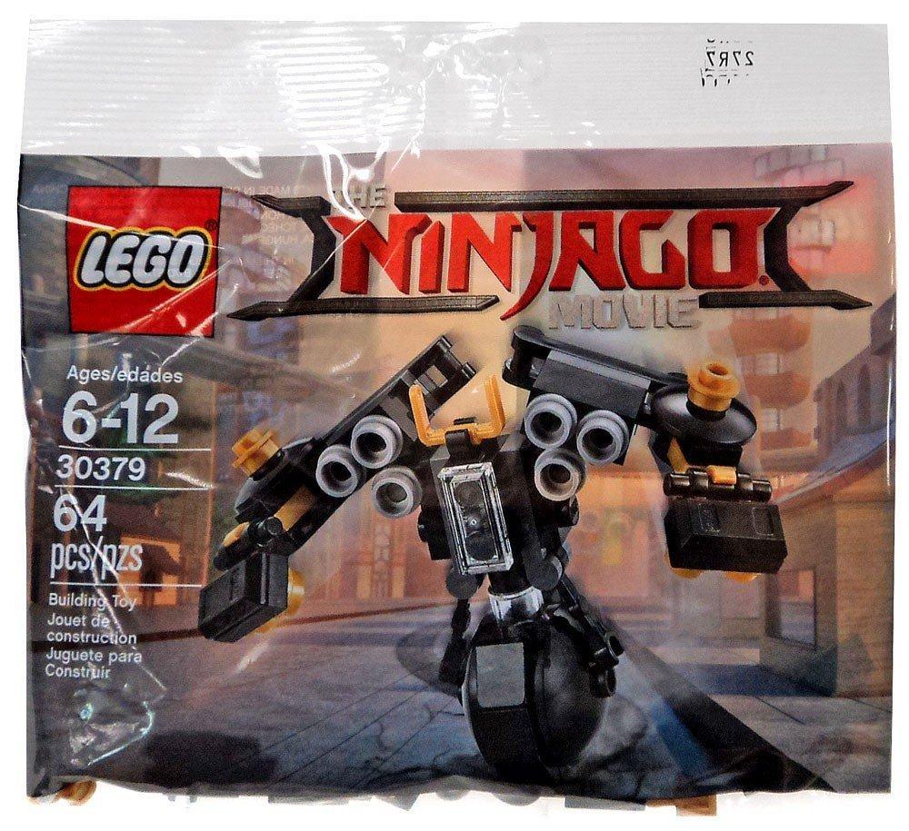 Đồ Chơi Lắp Ráp LEGO Người Máy Động Đất Mini 30379- Hàng chính hãng MYKINGDOM
