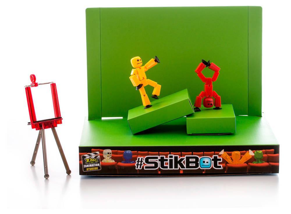 Trường quay Stikbot thú cưng STIKBOT TST617A- Hàng chính hãng MYKINGDOM