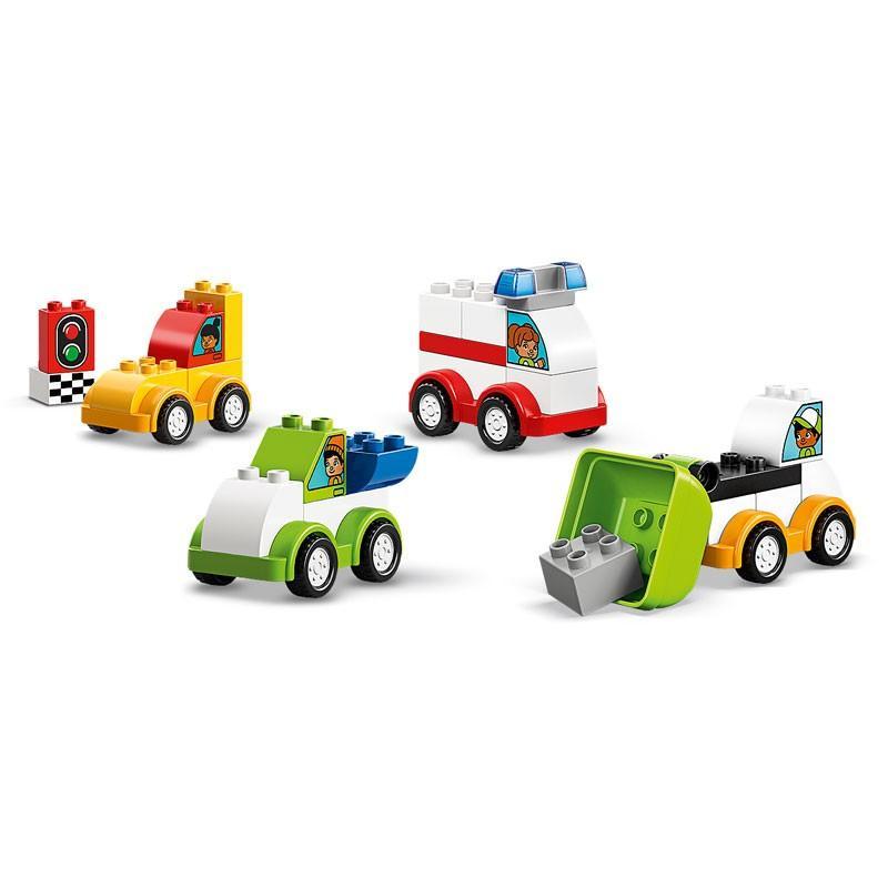 Bộ Xe Hơi Đầu Tiên Của Bé LEGO DUPLO 10886- Hàng chính hãng MYKINGDOM