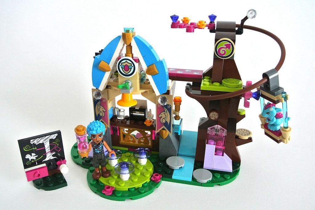 Đồ Chơi Lắp Ráp LEGO Trường Huấn Luyện Rồng Ở Elvendale 41173- Hàng chính hãng MYKINGDOM