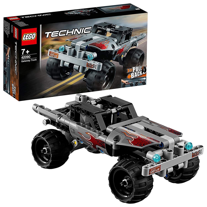 Đồ Chơi Lắp Ráp LEGO Xe Đua Độ Quái Vật 42090- Hàng chính hãng MYKINGDOM