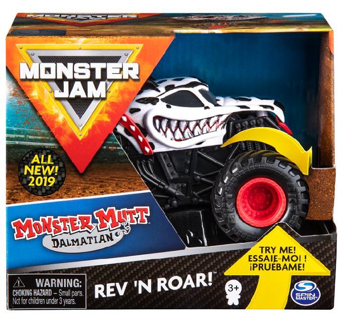 Monster Jam Bánh Đà 6044990- Hàng chính hãng MYKINGDOM