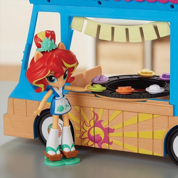 Đồ chơi Quầy Sushi Của Sunset Shimmer MY LITTLE PONY - C1840- Hàng chính hãng MYKINGDOM