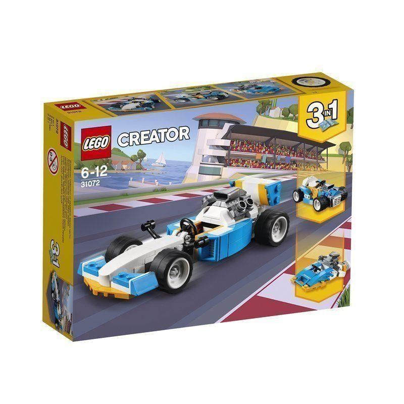 Xe Đua Công Thức 1 LEGO CREATOR - 31072 (109 chi tiết)- Hàng chính hãng MYKINGDOM
