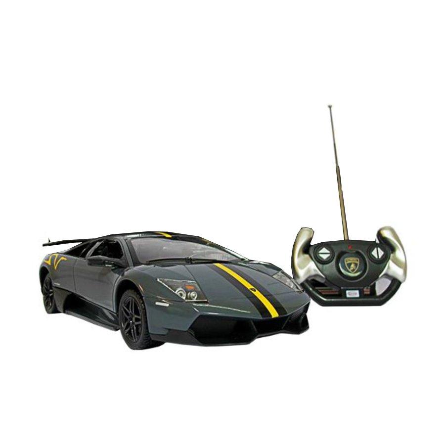 Xe Điều Khiển Từ Xa Lamborghini LP670-4 Rastar R39001 - Hàng chính hãng MYKINGDOM
