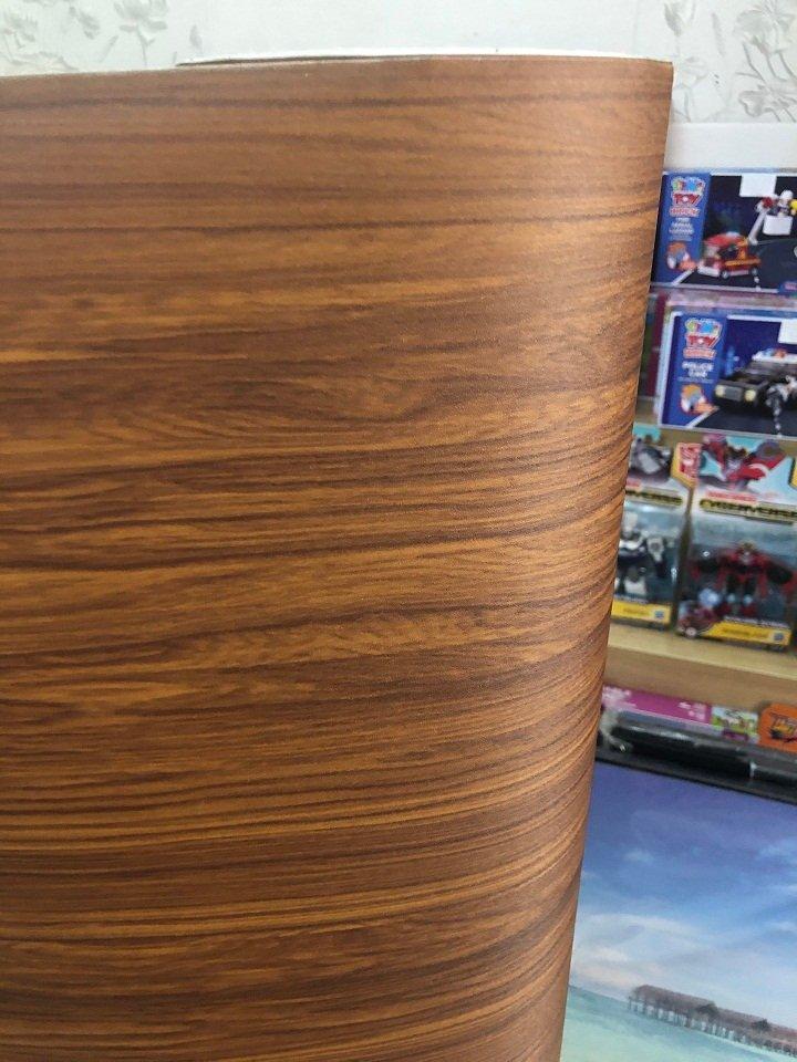 Giấy decal cuộn giả gỗ 9 khổ 1m2