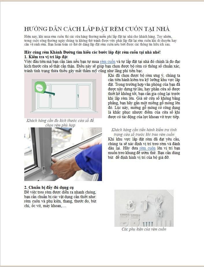 Tranh Rèm Cửa 3D Sơn Thủy Hữu Tình