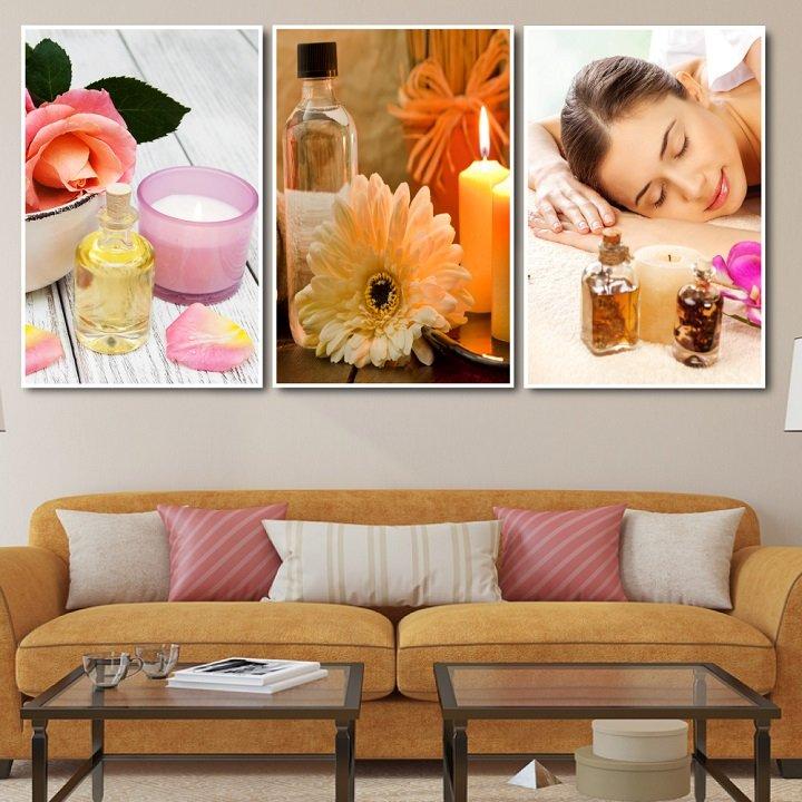 tranh treo tường spa thư giãn 4