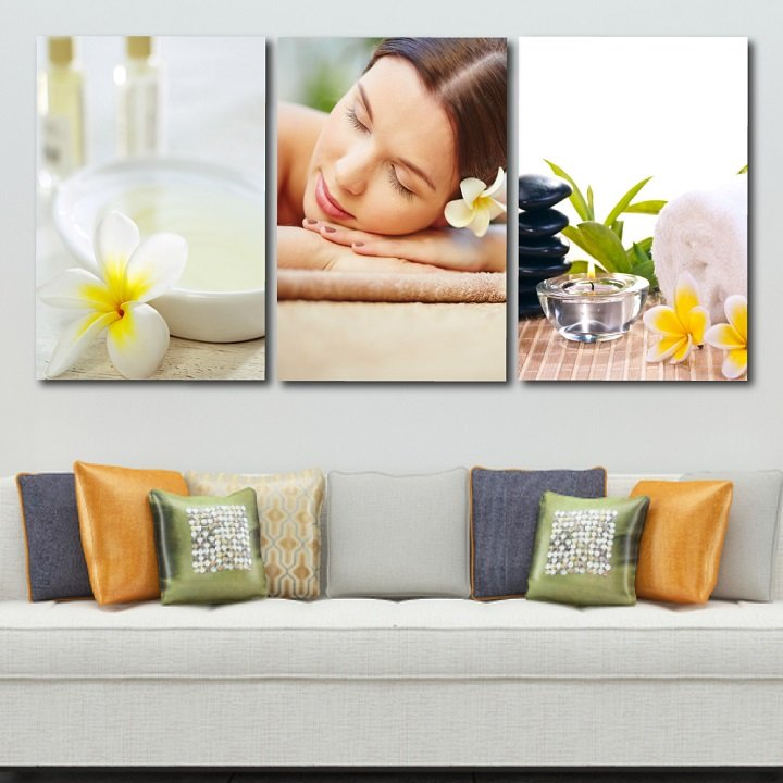 tranh treo tường spa thư giãn 8