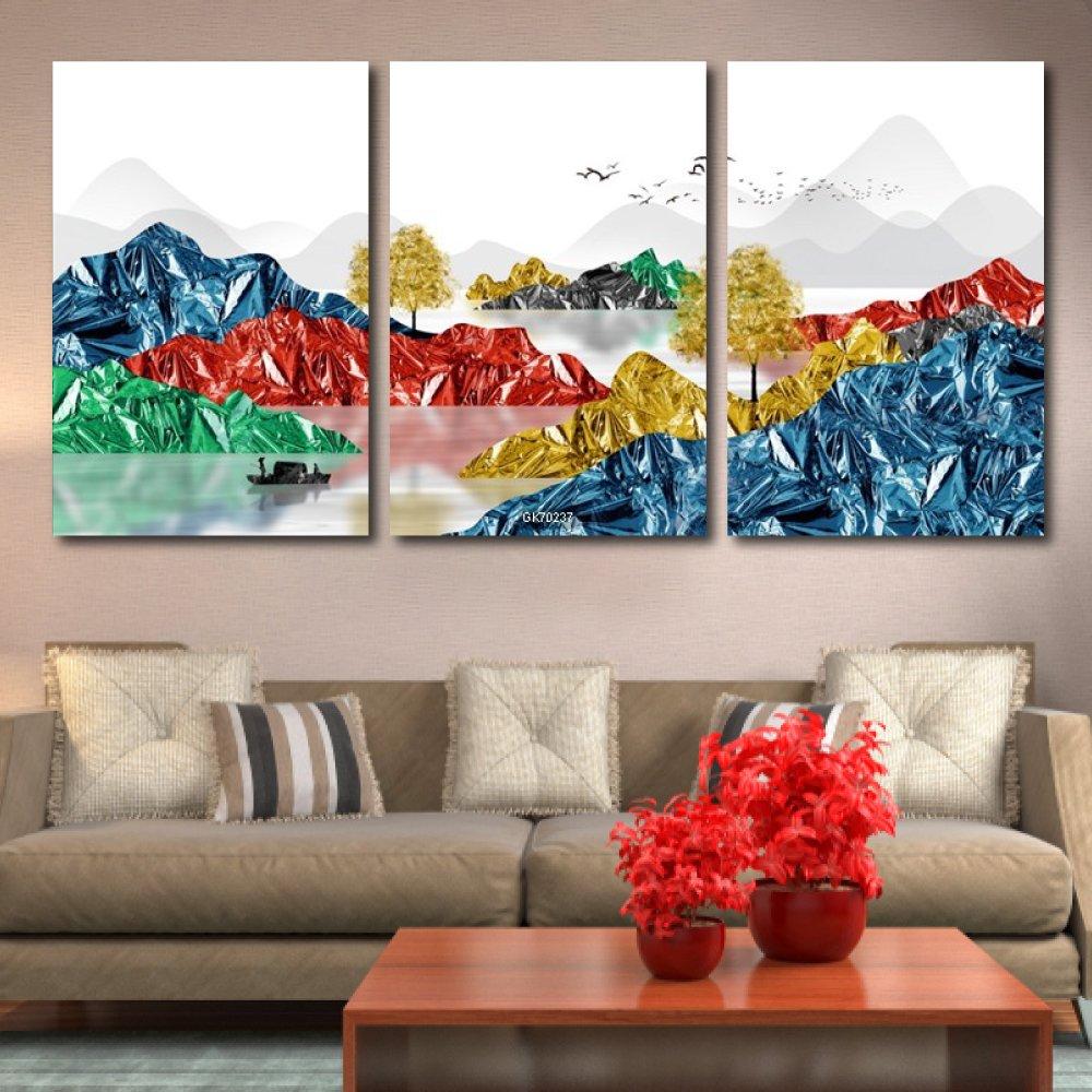 Tranh Canvas Treo Tường Sơn Thủy Hữu Tình 2