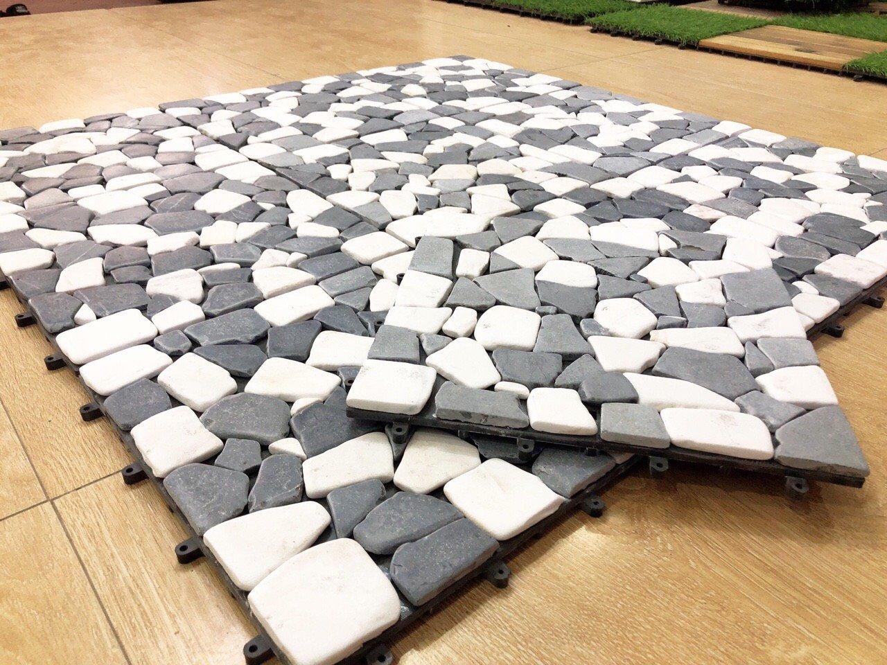 Sàn vỉ đá tự nhiên