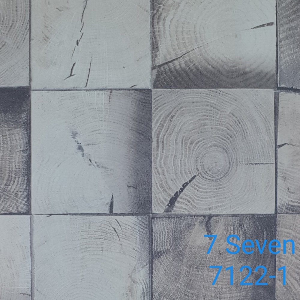 Map giấy dán tường texture 7 Seven 7122-1