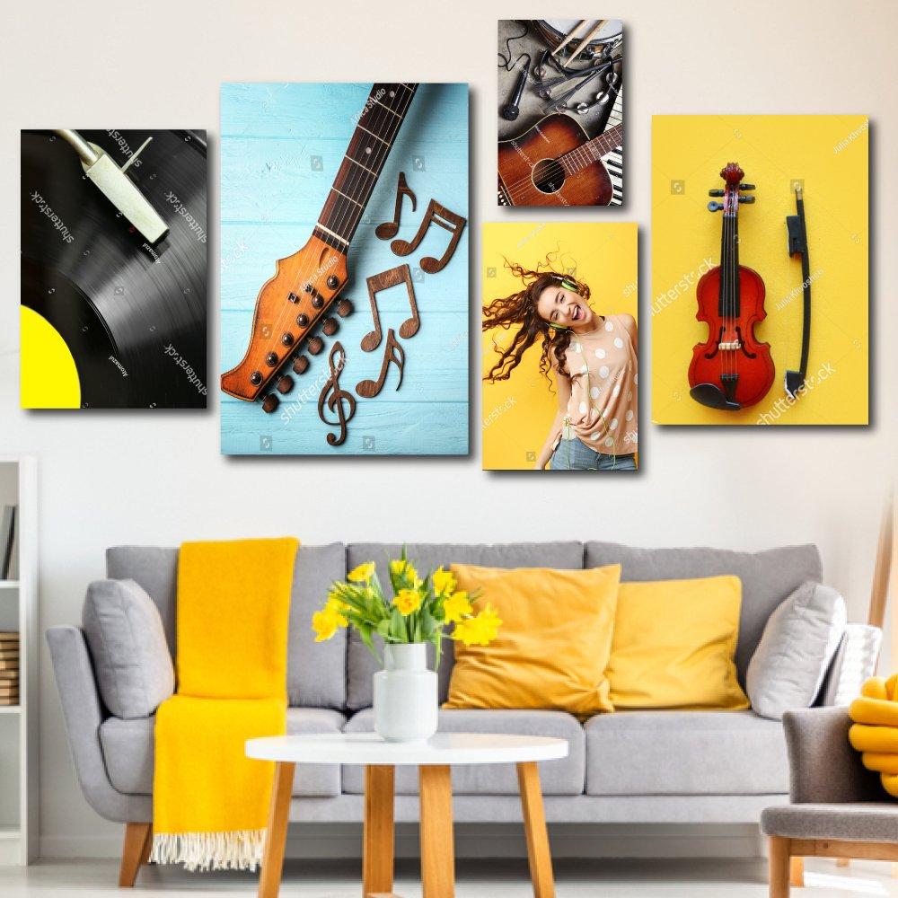 Tranh treo tường âm nhạc
