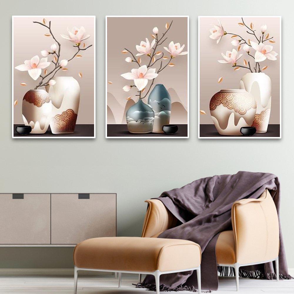 tranh treo tường lọ hoa hồng