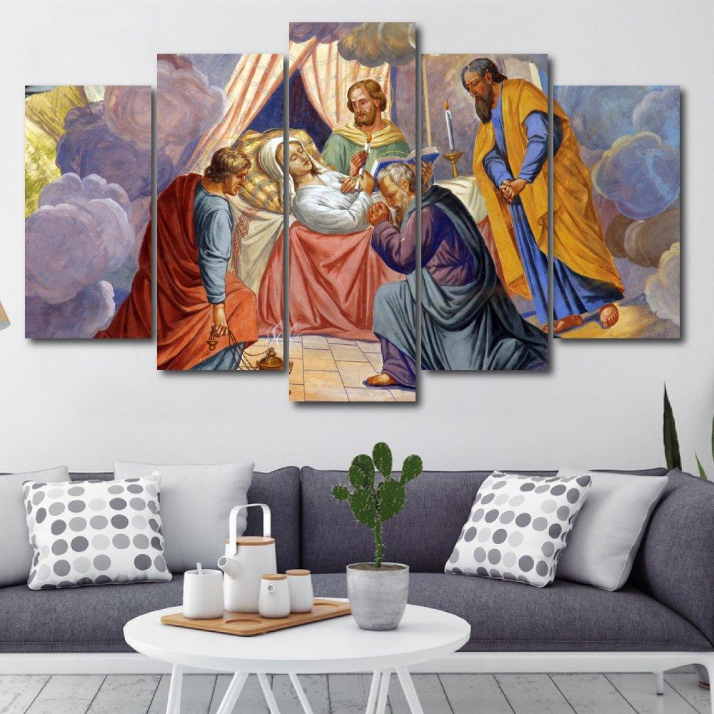 Tranh treo tường đức mẹ maria 2