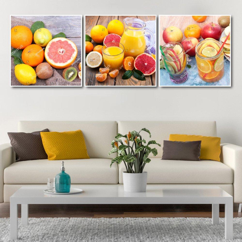Tranh treo tường trái cây