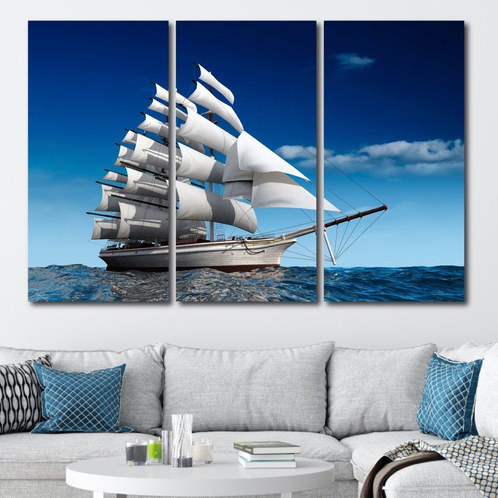 tranh treo tường thuận buồm xuôi gió 6