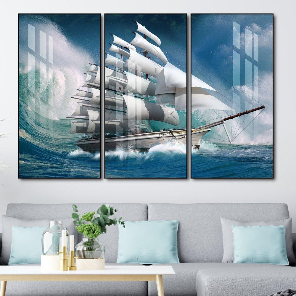 tranh treo tường thuận buồm xuôi gió 7