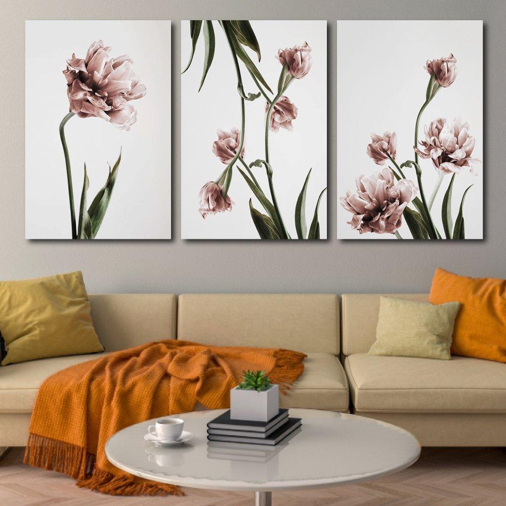 Tranh treo tường hoa nghệ thuật 5