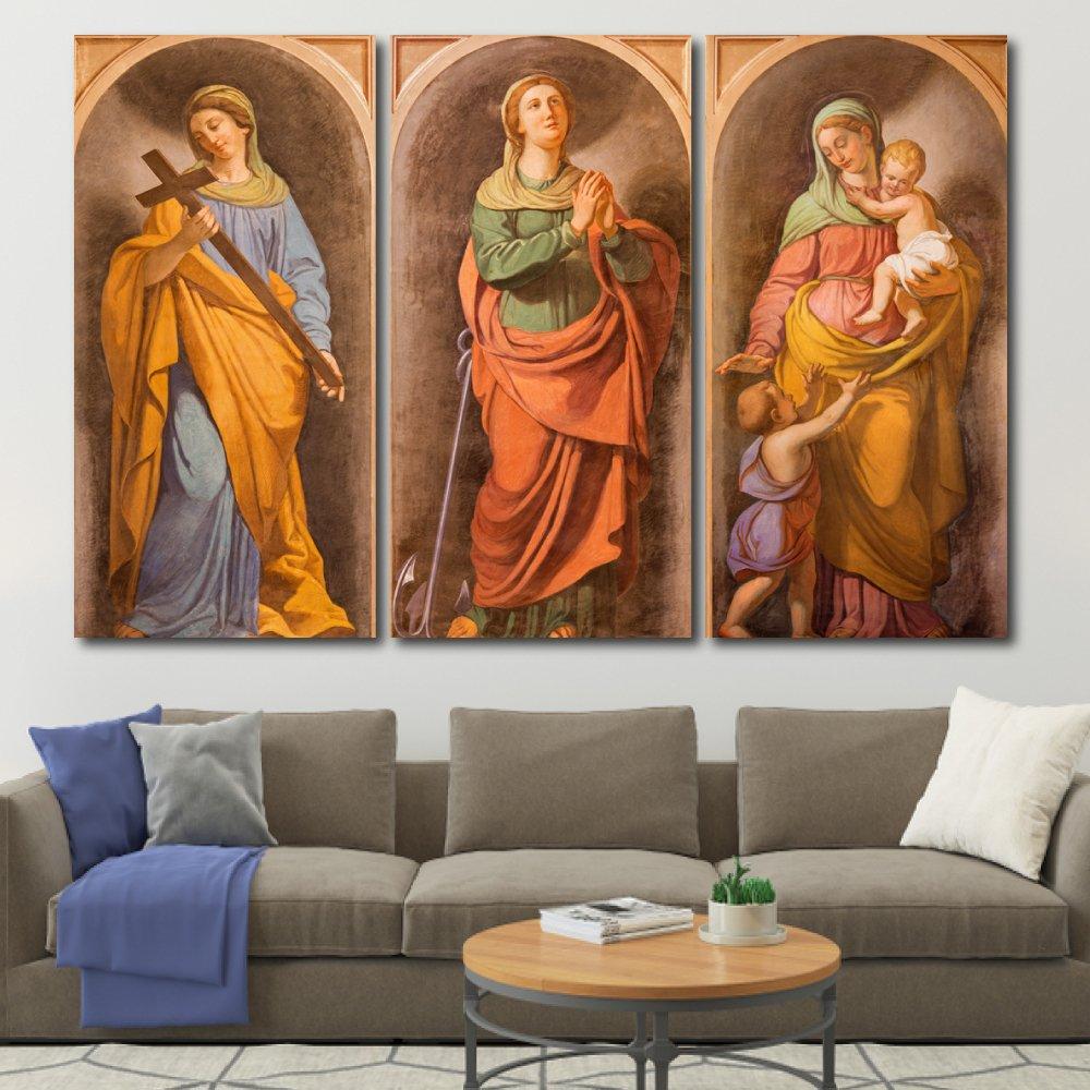 Tranh treo tường đức mẹ maria 4