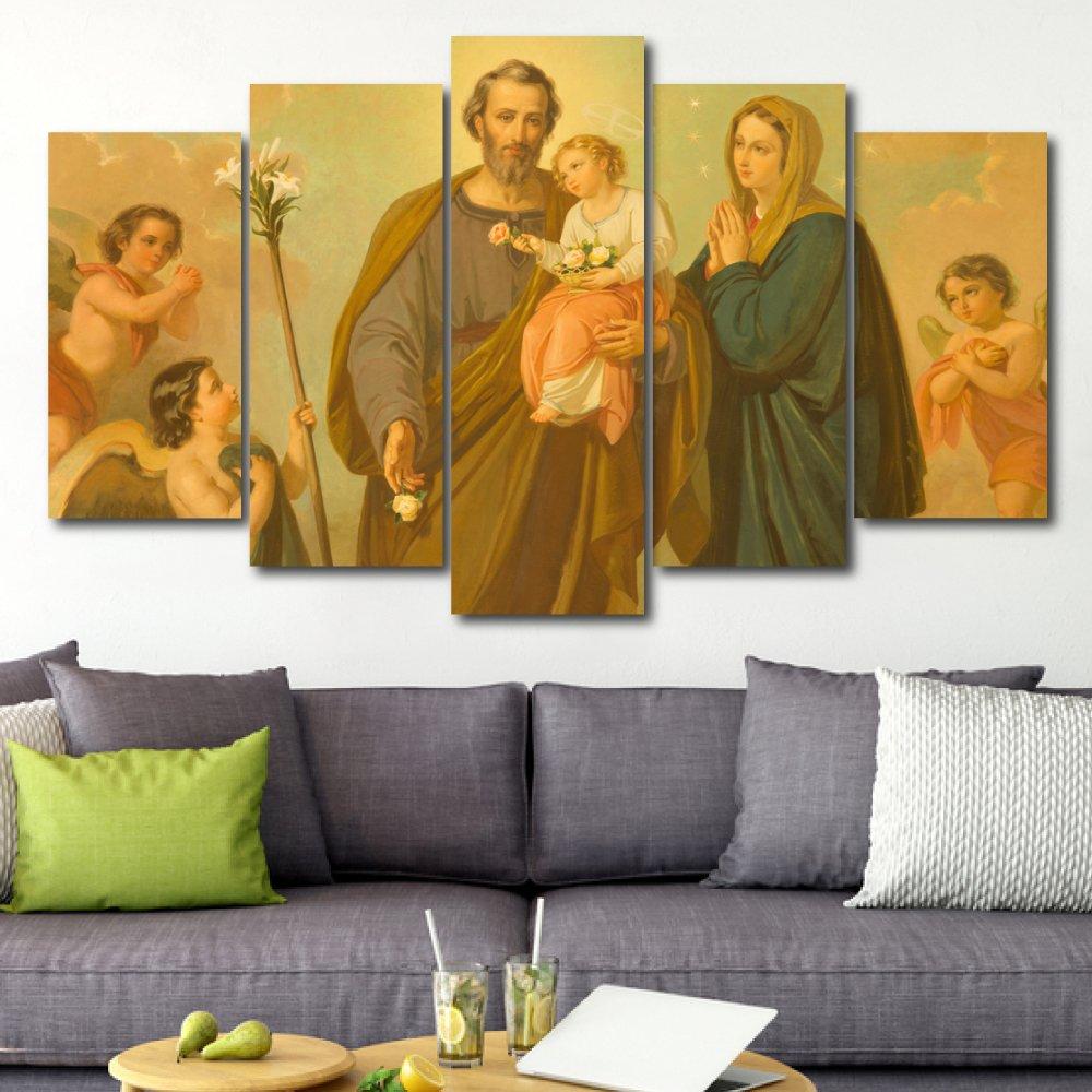 Tranh treo tường gia đình của Chúa