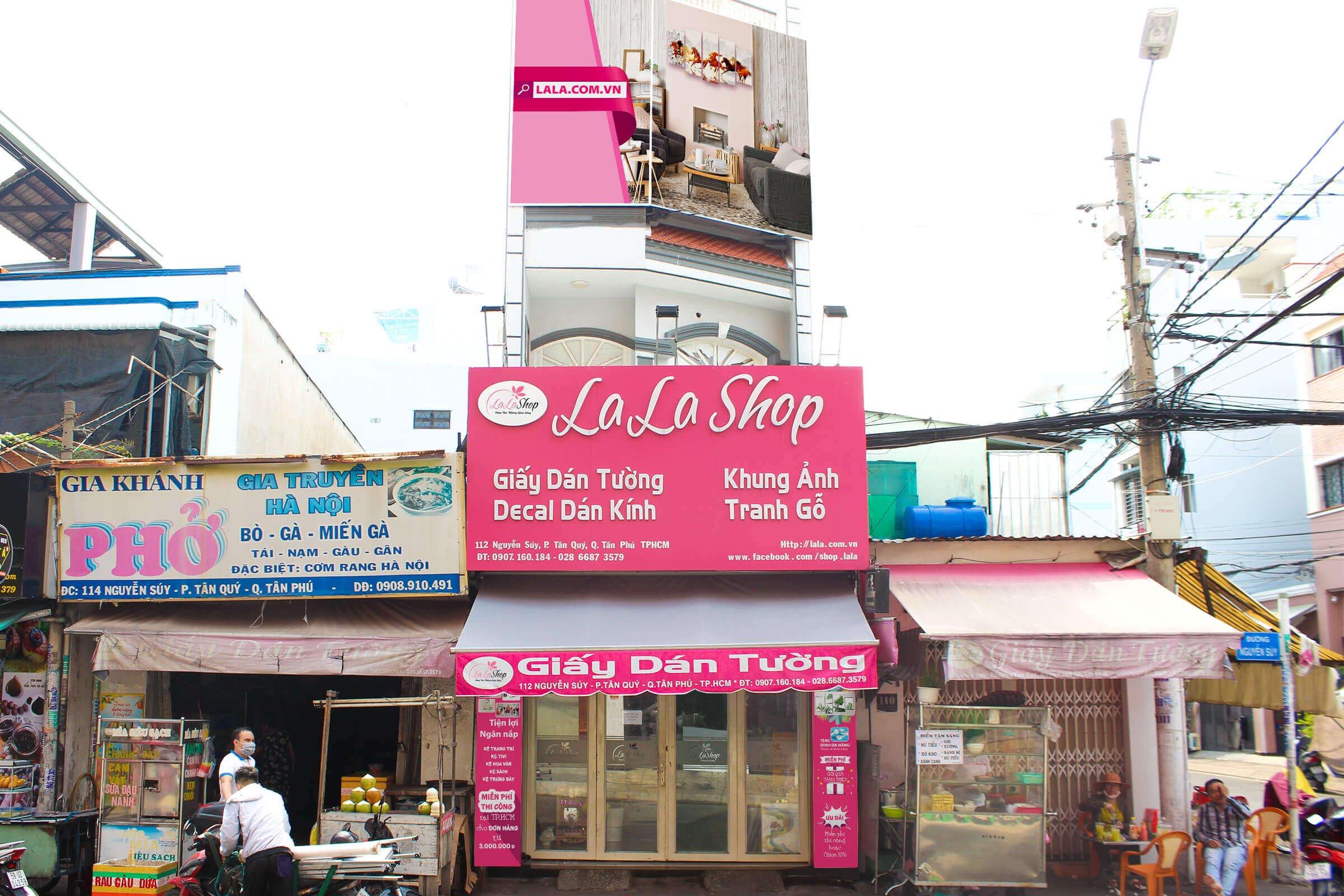 Lala Shop - Địa chỉ bán tranh Phật giáo uy tín tại TPHCM
