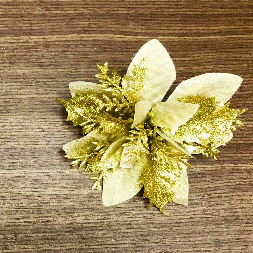 Đồ trang trí noel hoa trạng nguyên mini