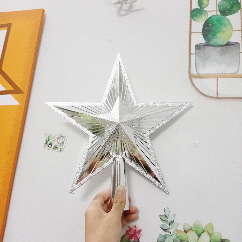 Ngôi sao đỉnh to trang trí noel (1)