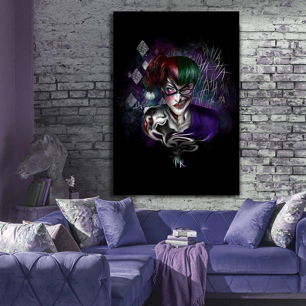 Tranh treo tường joker